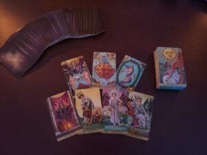 Tarot & Oracle Decks